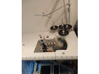 Overlocker Sewing Machine Industrial