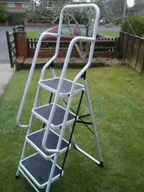 Step ladders as new
