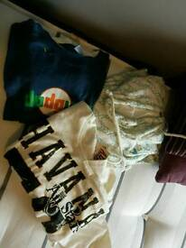 3 brand new tops with tags