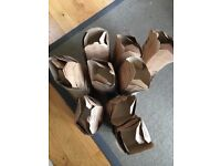 Small takeaway food boxes for food stall - bio degradable and eco friendly!