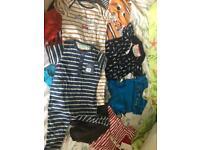 Boy 18-24 months clothes bundle