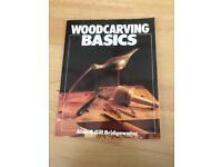 Wood carving basics book