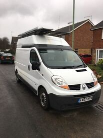2007 Renault Trafic LH29 DCI low mileage