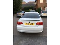 BMW 320d SE COUPE WHITE IMMACULATE CONDITION