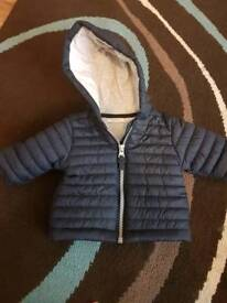 Next boys coat up to 1 month