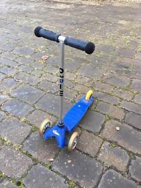 Mimi micro scooter - bleu