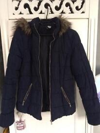 H and m coat