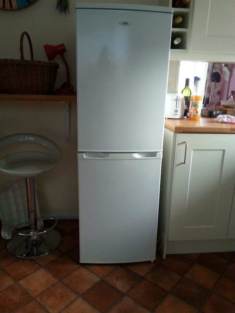 Logik Fridge Freezer just 2 years old