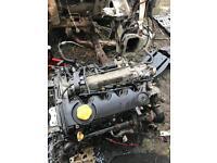 Vauxhall vectra 1.9cdti engine