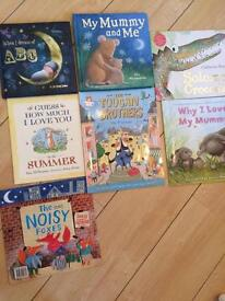 Children's Books 40p each or £1.50 for all