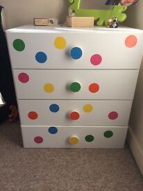 Baby Drawer coloured