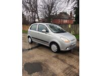 Matiz ideal first car