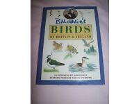 BILL ODDIE'S BIRDS OF BRITAIN AND IRELAND BOOK