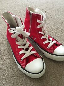 High Red trainers uk 6,eur 39