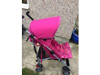 Mother Care girls push chair