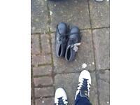 Steel toe cap boots brand new size men 12