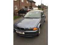 BMW 316 £650 full years MOT