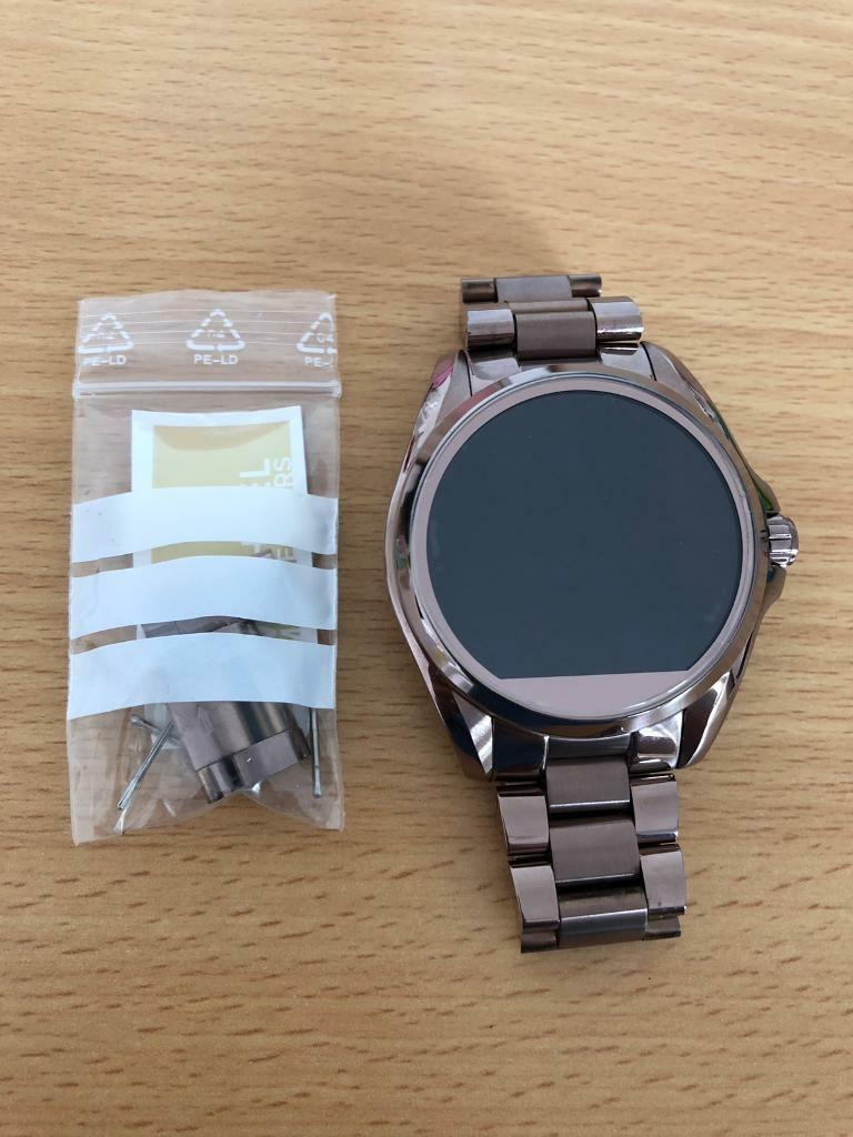 3b7917131c08 Genuine Women s Michael Kors Smartwatch