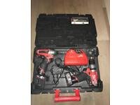 Milwaukee fuel 12v combi set