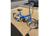 Raleigh Adults Folding Bike