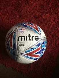 Mitre EFL Match Ball