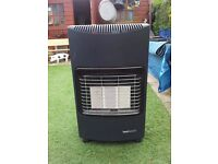 GAS PORTABLE GAS HEATER EXECELLENT CON CAN COME WITH EMPTY BOTTLE YOUR CHOICE MAKE HEATFORCE II