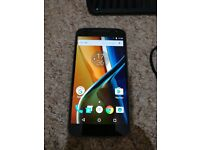 Moto G4 16gb + 16gb MCSD carrier/factory unlocked 🔓 - Canary Wharf not Whitechapel