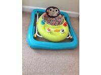 Bright stars- Baby walker for sale, Excellent condition
