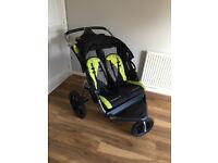 Babytrend double buggy