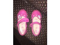 Girls. Clark shoes