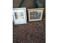 PICTURES IN LOVELY FRAMES