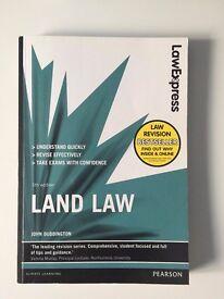 Law Express: Land Law by John Duddington