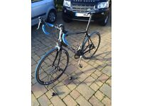 2015 Ribble Evo Pro Carbon road bike (large / 56cm C to Top) in almost new condition. Rarely used