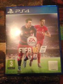 PS4 Fifa 2016