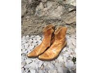 Beautiful Italian cowboy boots