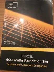GCSE MATHS FOUNDATION TIER / EDEXCEL