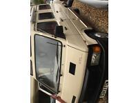 Renault traffic HDS camper van