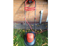 29cm Sovereign 900W mulching hover mower as new