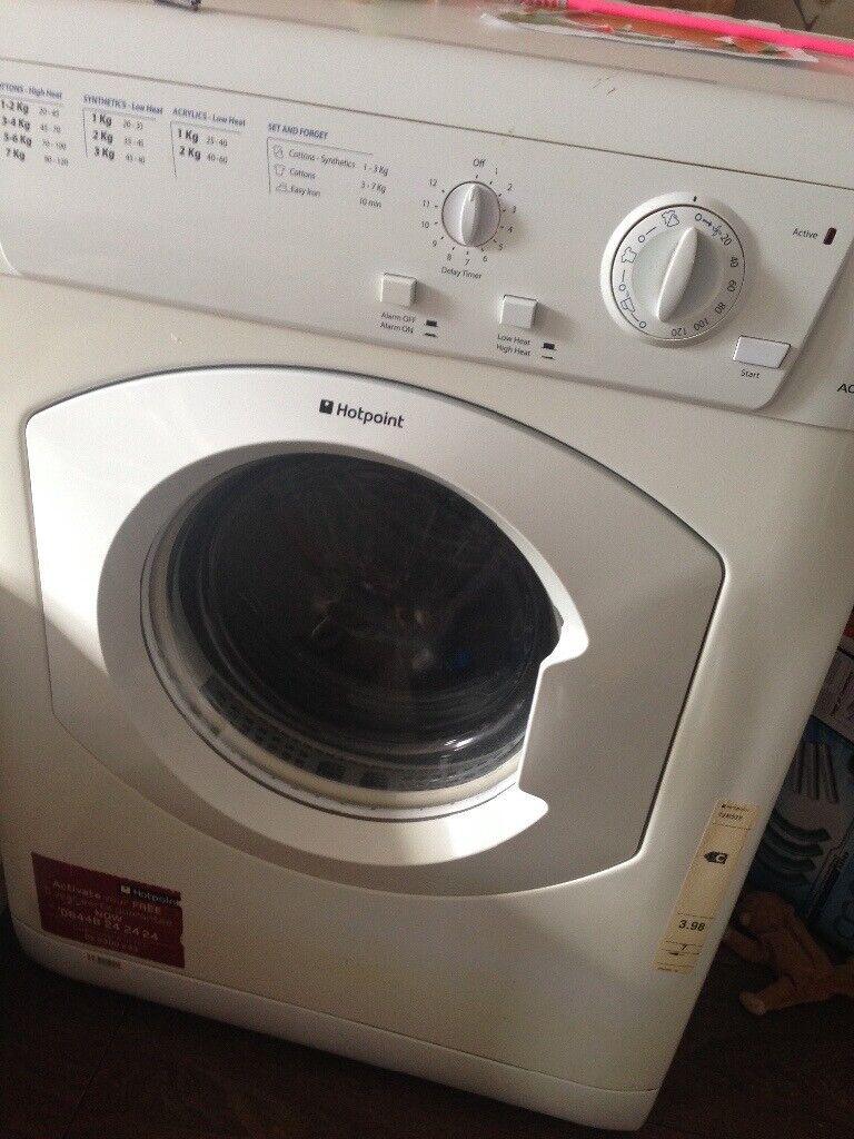Aquarius 7 kg tumble dryer, spares and repairs, possible baring have broken    in Penylan, Cardiff   Gumtree
