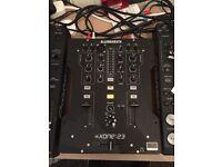 Allen and Heath Xone 23 mixer