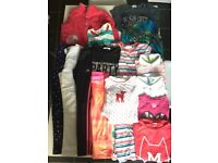 Bundle of Girls clothes age 9-10 years