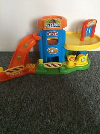 Baby/Toddler Car Park