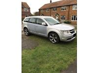 Dodge Journey 2.4 petrol, manual,7 seat.2009