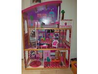 Barbie House and some Furniture