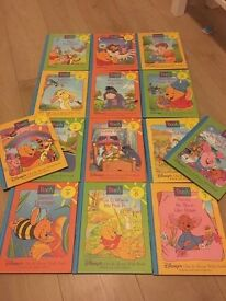 Vintage Winnie The Pooh Book Collection 1996 ONLY £5! BARGAIN!!