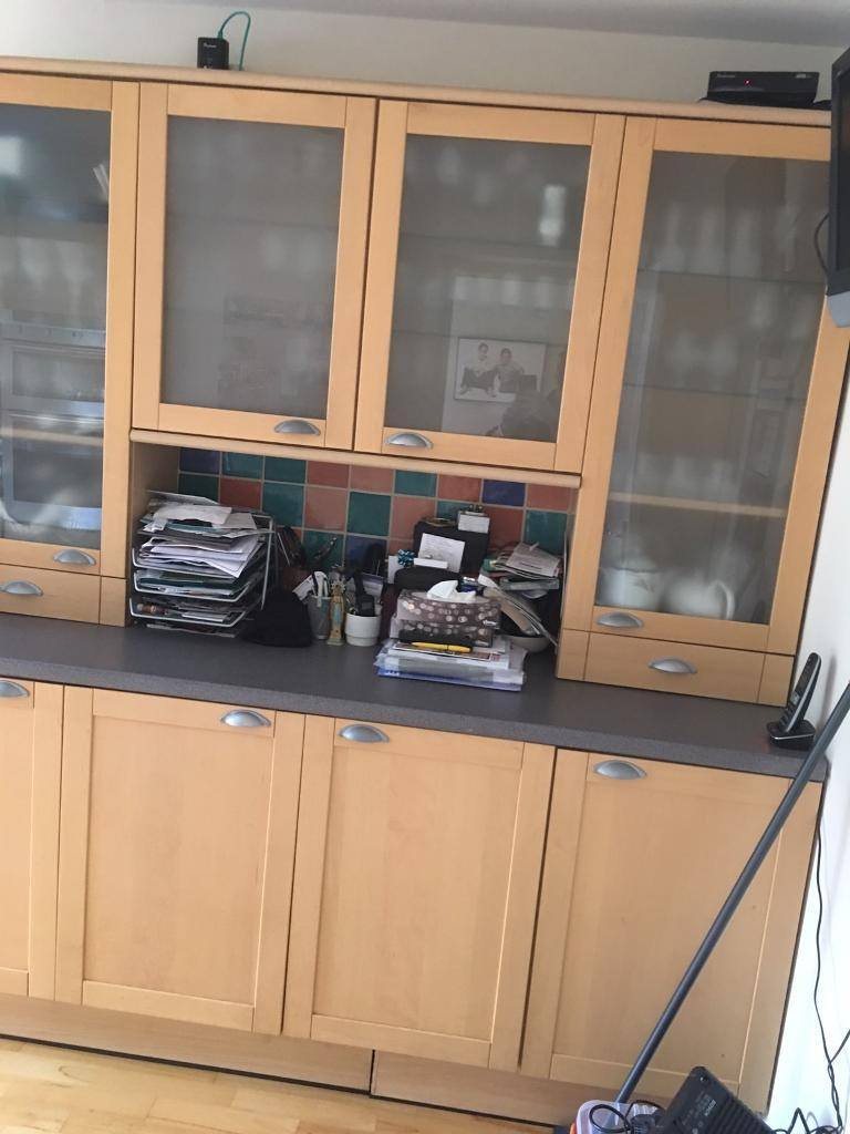 Second Hand Kitchen Unit Doors Kitchen Units Sink Double Oven Buy Or Sell Find It Used