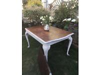French Shabby Chic dining table
