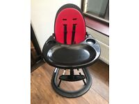 Ickle Bubba Orb HighChair only 3weeks old. From a clean,smoke and pet free home.