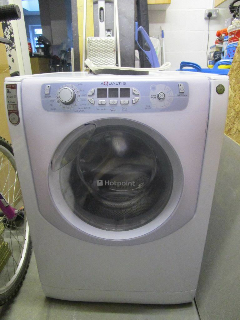 Hotpoint Washing Machine Spares hotpoint aqualtis aq9f49i washing machine spares or repair | in