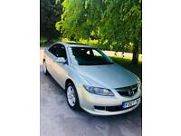 2007 DIESEL MAZDA6 TS2 DIESEL DT COMES WITH 13 MONTHS MOT(JUNE 2019) AND GOOD SERVICE HISTORY